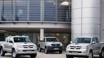 Toyota Hilux Range (UK)