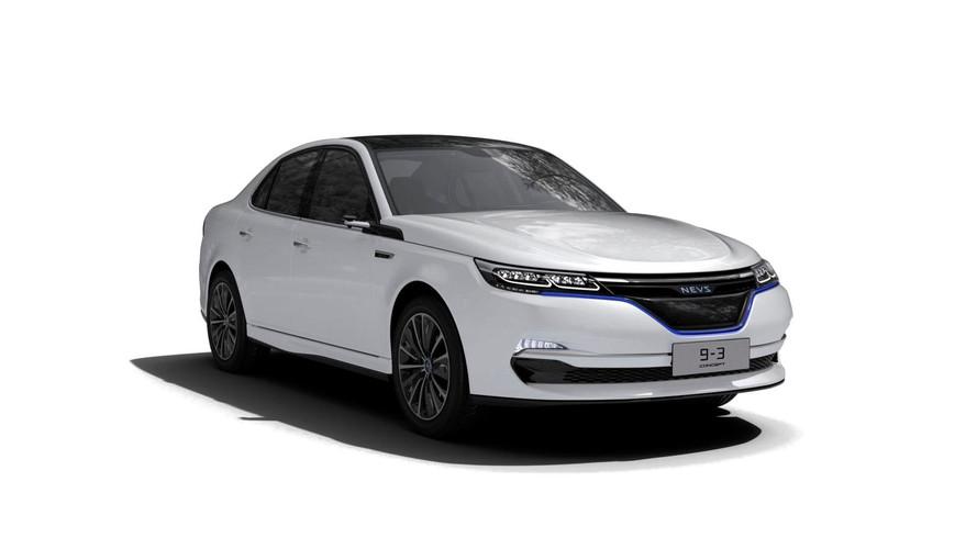 NEVS, Çin'e özel SAAB temelli EV konseptlerini tanıttı