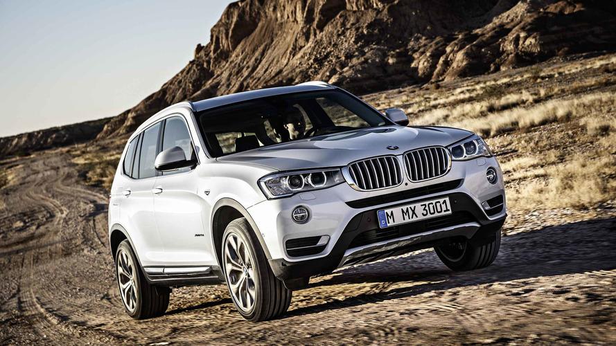 2015 BMW X3 review: Rewarding drive