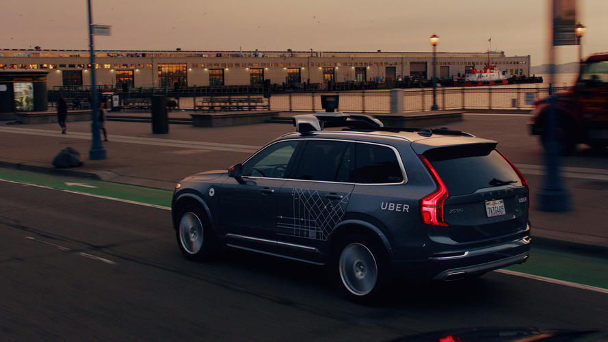 Uber's autonomous cars can't drive a full mile without human help