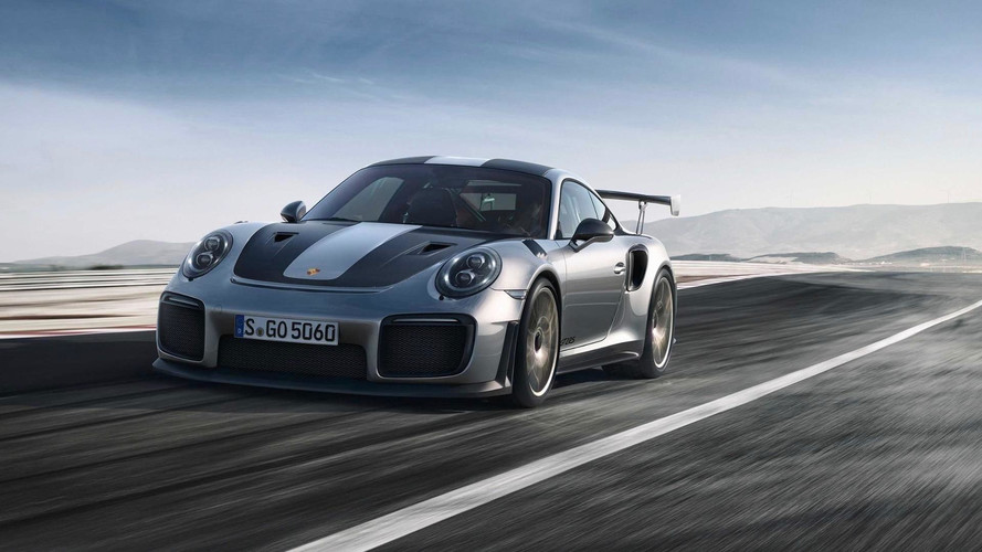 Porsche 911 GT2 RS Hit 208 MPH At Nurburgring, Says Mark Webber