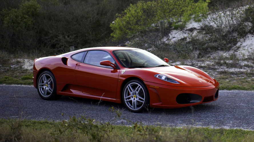 Trump's Ferrari F430 Almost Didn't Sell At Auction
