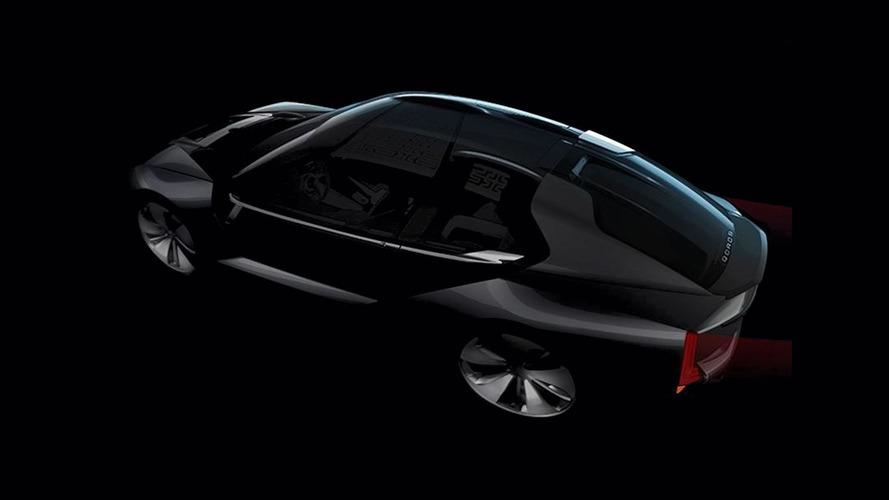 Koenigsegg And Qoros Team Up For EV Supercar Concept
