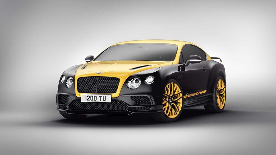Nürburgring-inspired 700-hp Bentley Continental 24 Revealed
