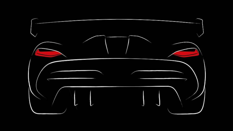 Koenigsegg Agera RS Replacement Teased Before 2019 Geneva Reveal