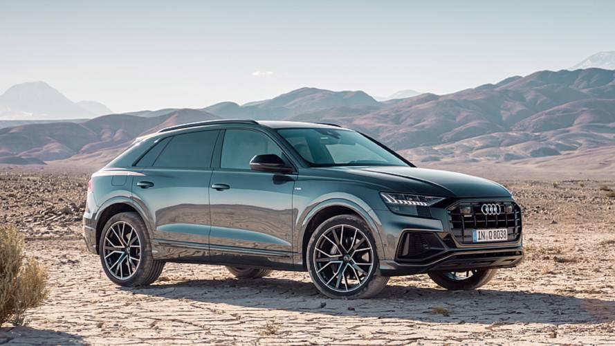 Der Audi Q8 ist nun bestellbar