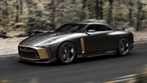 Nissan GTR-50 par Italdesign