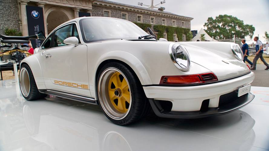 Williams-Developed Singer 911 Sounds Like This