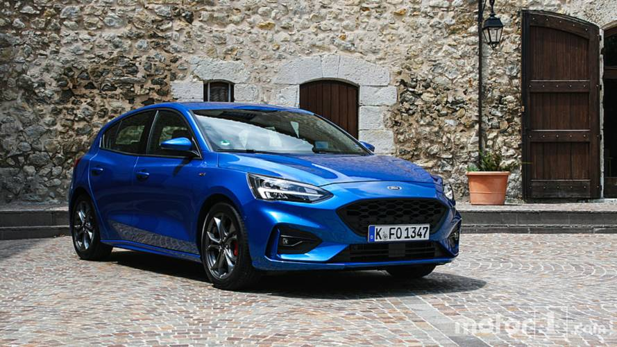 Ford Focus ST (2018) - Ce que l'on sait