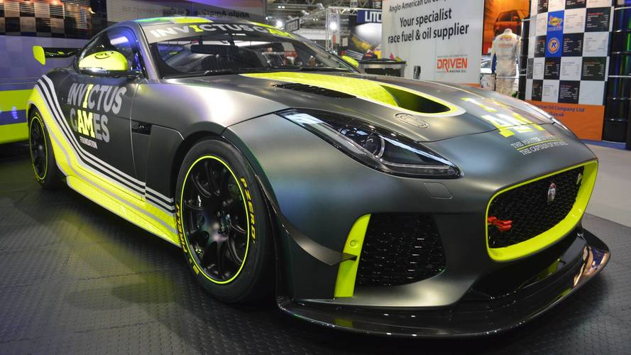 This Is Jaguar's First GT Racer In 50 Years