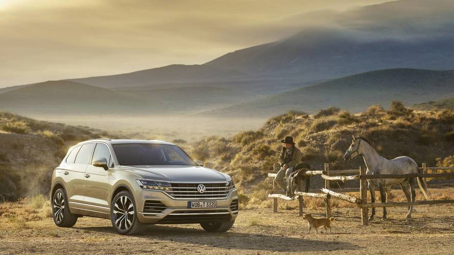 Toutes les vidéos du nouveau Volkswagen Touareg