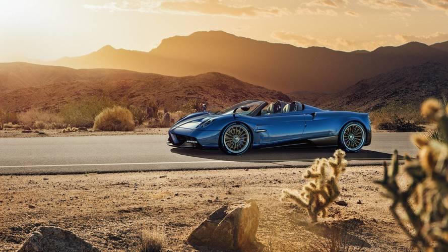 Minden egyes Pagani Huayra BC és Roadster modellt visszahívnak Amerikában
