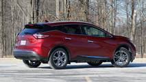2018 Nissan Murano Review