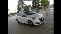 Peugeot 208 BlueHDi 120, test di consumo reale Roma-Forlì 006