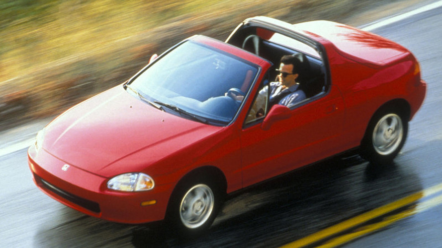 Geçmişe Bakış: Honda Del Sol (CRX)