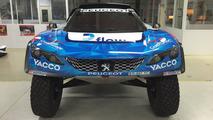 2017 - Peugeot 3008 DKR Dumas
