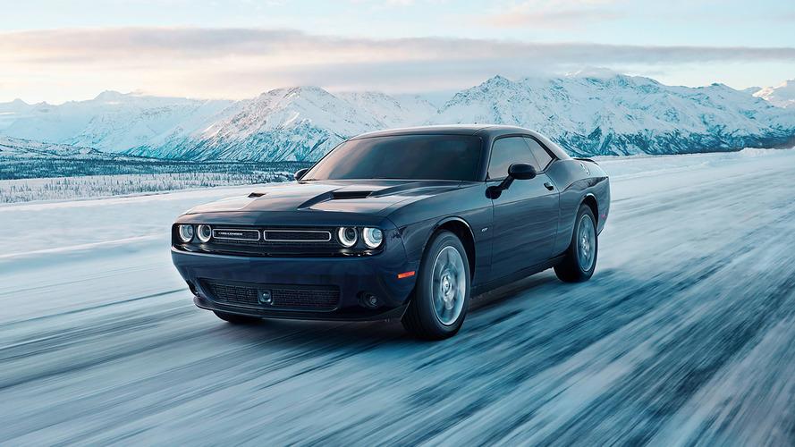 La Dodge Challenger se convertit à la transmission intégrale