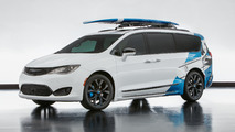 Chrysler Pacifica Cadence concept