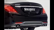 Brabus tunt neue S-Klasse