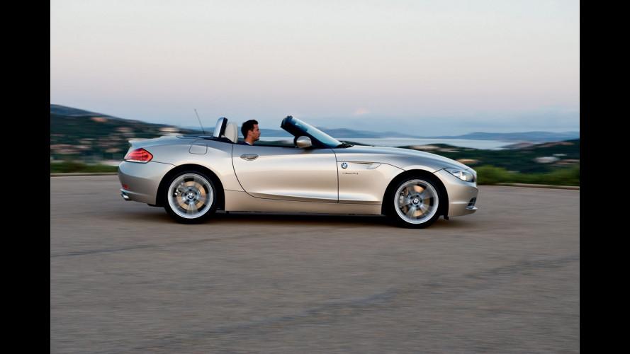 BMW Z4: addio al 6 cilindri, ma senza paura