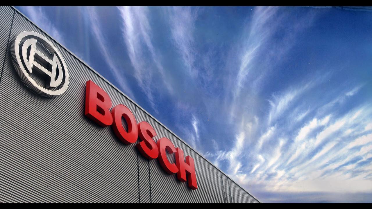 Lo stabilimento Bosch a Bari