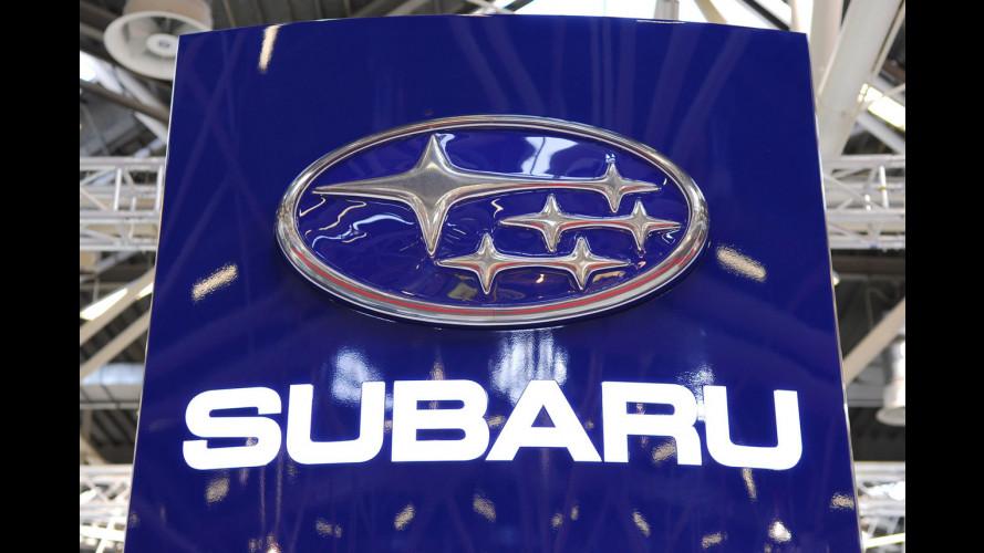 Subaru al Motor Show 2008