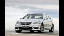 Mercedes Classe S65 AMG Restyling