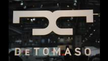 De Tomaso al Salone di Ginevra 2011