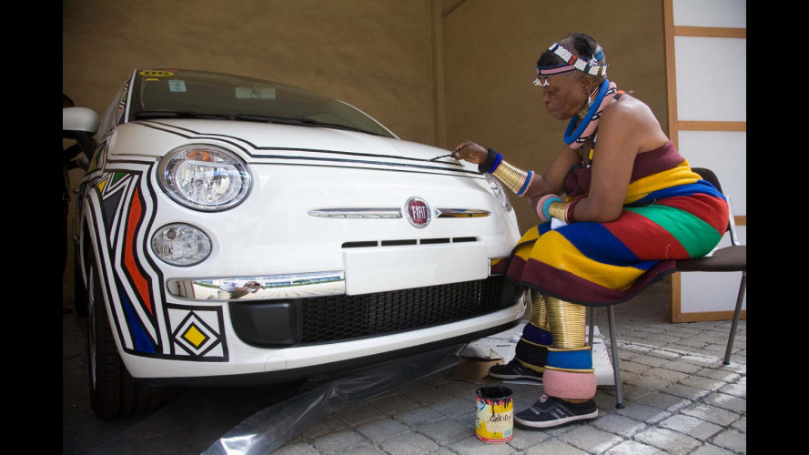 Fiat 500 Why Africa