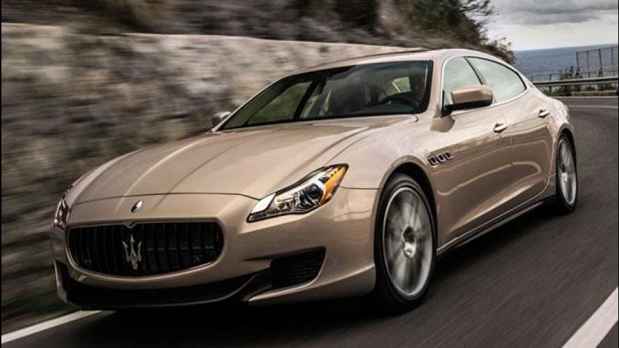 Nuova Maserati Quattroporte, la scheda tecnica