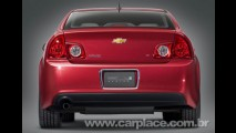Chevrolet Malibu chega ao Brasil em 2009 para ficar entre o Vectra e Omega