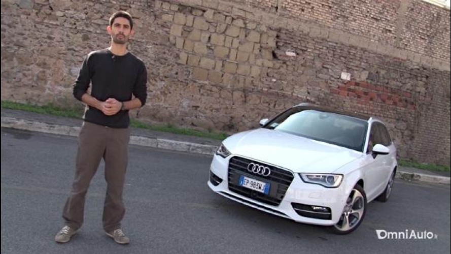 "Audi A3 Sportback, qualità ""tedesca"" alla prova [VIDEO]"