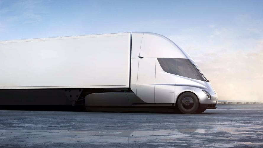 UPS commande 125 camions Tesla