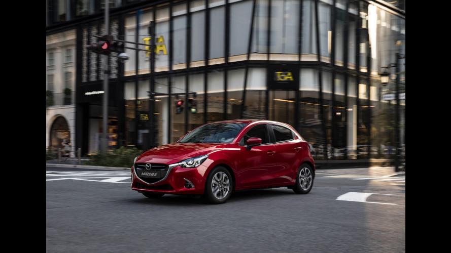 Mazda2: cambiata in molti dettagli, dal look alla tecnologia
