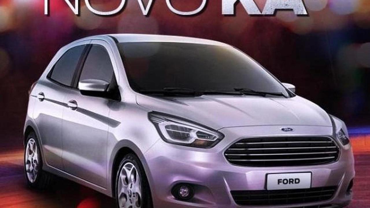 Ford Ka Production Version Br Spec