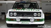 Abarth 131 Rally Car