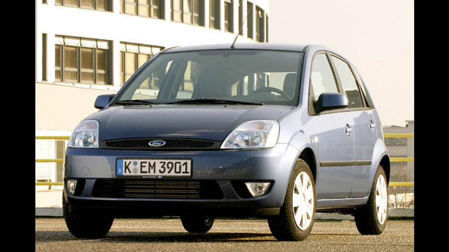 Ford Fiesta Blues: Preisgünstiges Edtionsmodell mit Komfort