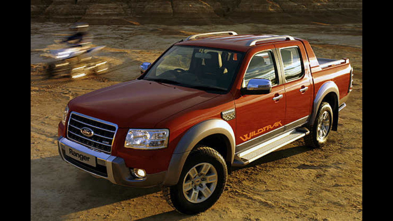 Pick-up mit neuem Diesel