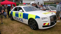 Rolls-Royce Ghost Black Badge Police Car