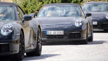 Next-Gen Porsche 911 Convertible Spy Pics