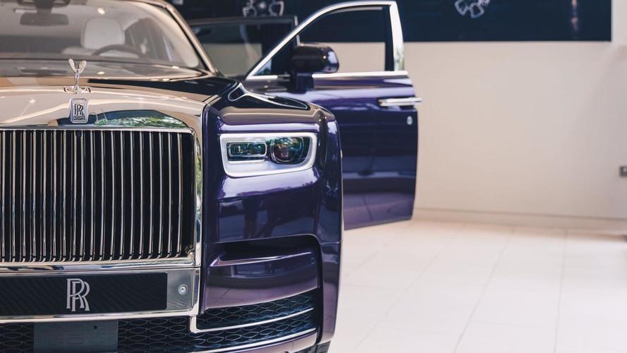 Rolls-Royce Phantom 2018: primera aparición mundial