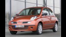 Neuer Nissan Micra