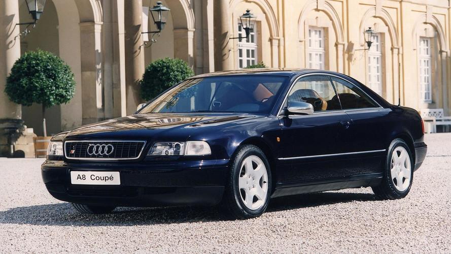 1997 Audi A8 Coupe - Gerçek olabilirdi