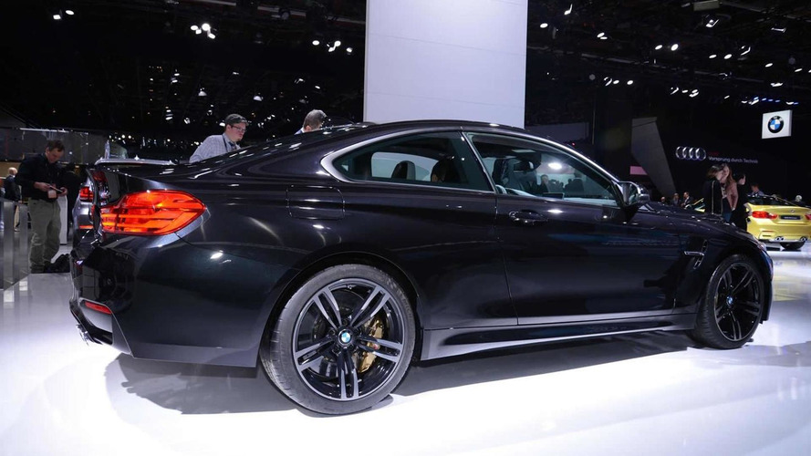 2014 BMW M4 Coupe graces Detroit crowd