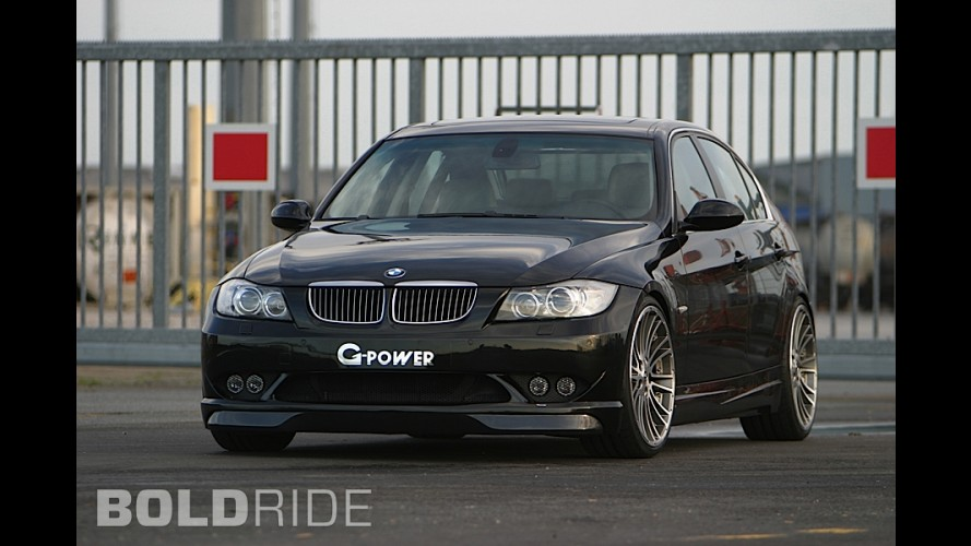 G-Power BMW 3-Series E90