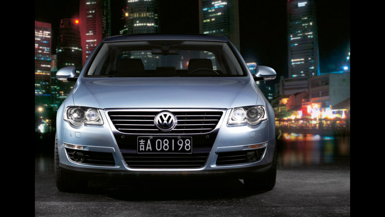 Volkswagen Magotan (China)