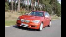 Nuova BMW Serie 1, il carattere non le manca