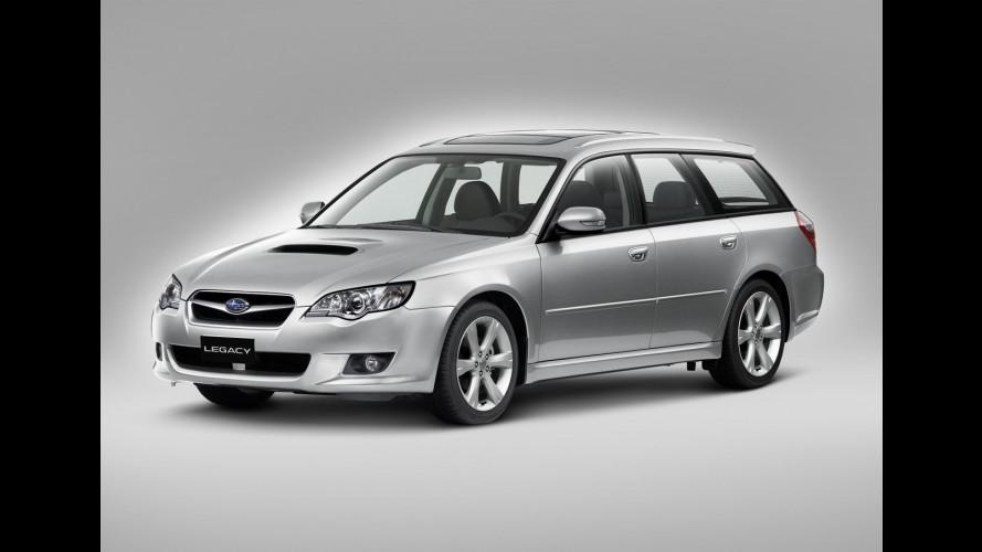 Il Boxer Diesel di Subaru
