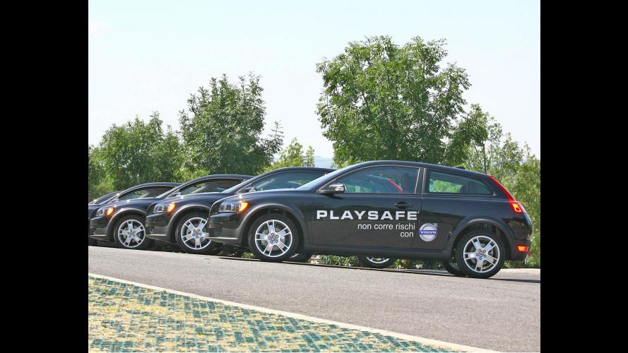 """Volvo è con """"PlaySafe"""""""