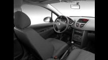 Peugeot 207 - Interni